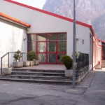 The school from the outside